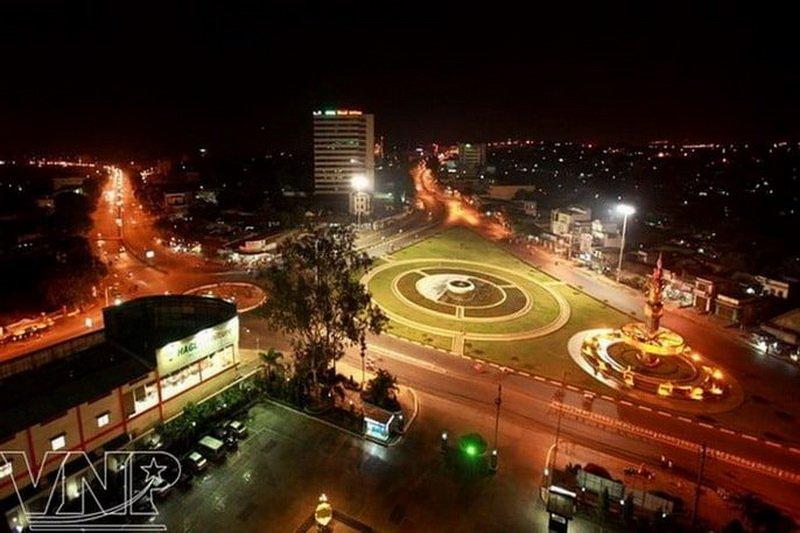 Thành phố Pleiku Gia Lai