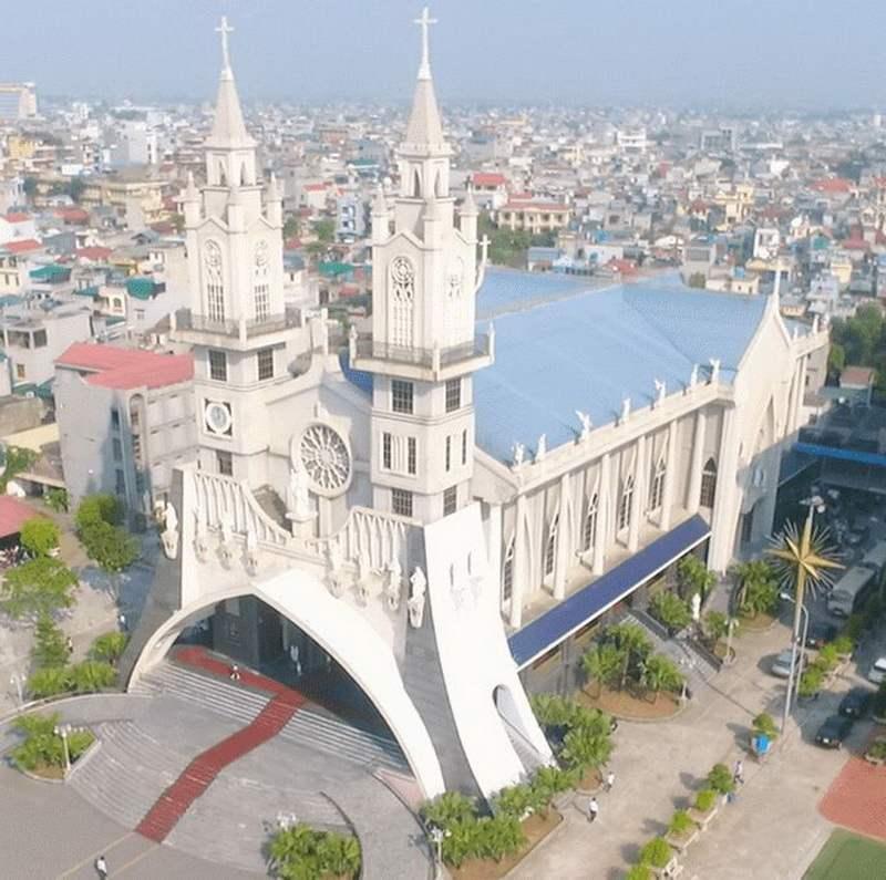 Tòa thánh Thái Bình
