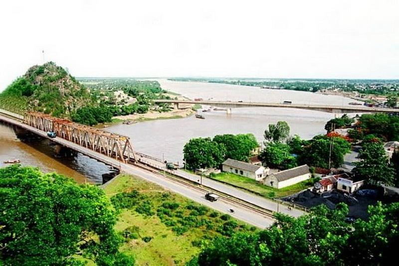 Cầu Hàm Rồng Thanh Hóa Viêtnam