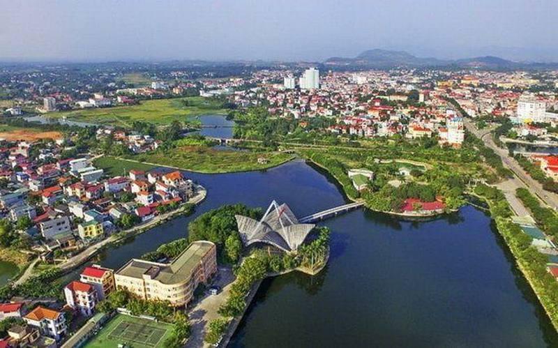 Trung tâm tỉnh Vĩnh Phúc