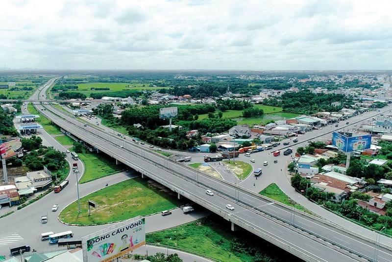 Cầu vượt Biên Hòa Đồng Nai