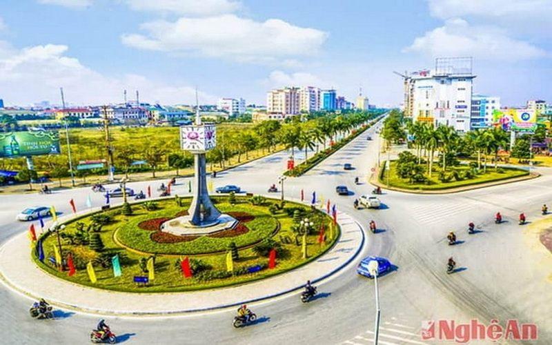 Trung tâm Tp Vinh Nghệ An