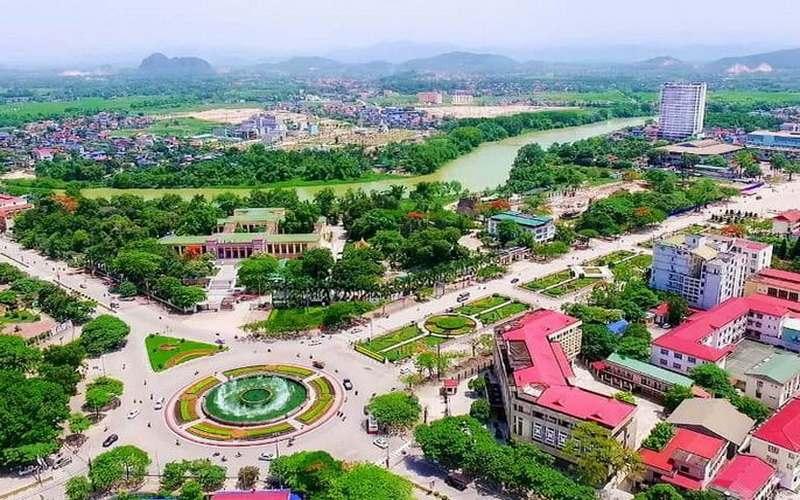 Trung tâm tp Thái Nguyên
