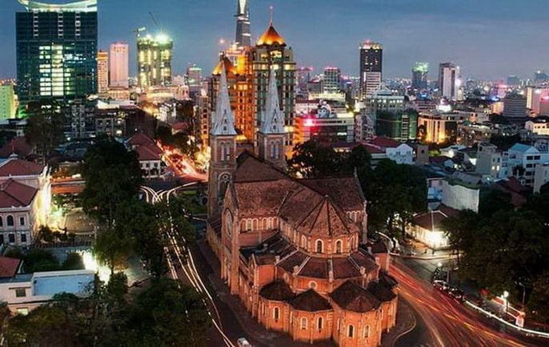 Trung Tâm Sài Gòn Tp Hồ Chí Minh