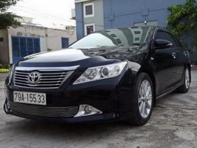 【Car rental Toyota Corolla Altis】