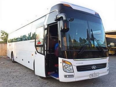 45-seat car rental 2017 Nha Trang 【Car rental 45 seats Khanh Hoa】