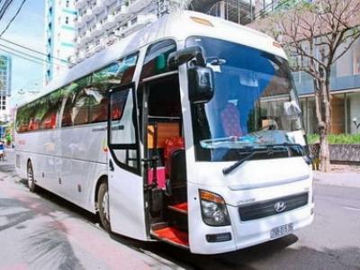 45 Universe Car Rental Nha Trang 【45 Seat Universe Car Rental Khanh Hoa】