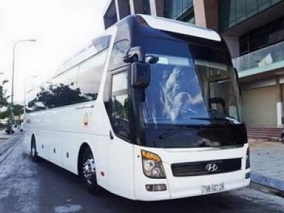 Car rental 45 seats Nha Trang Khanh Hoa