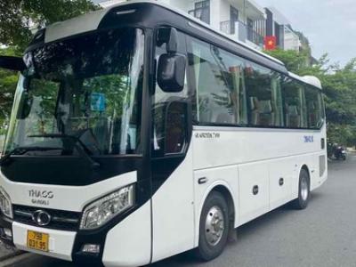 Isuzu car rental Samco Nha Trang