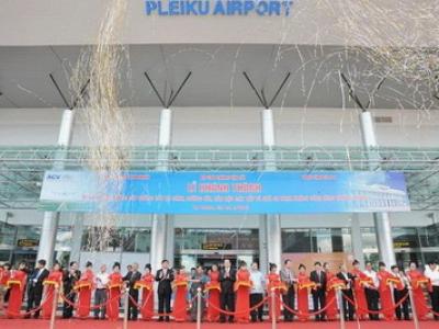Cho thuê xe Sân bay Pleiku【THUÊ XE SÂN BAY GIA LAI】