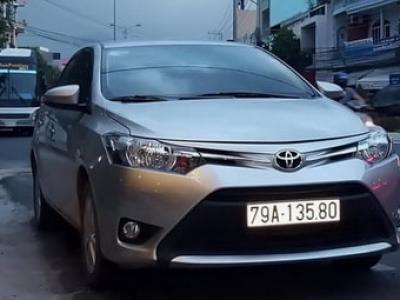 【Toyota VIOS 4-seat car rental】